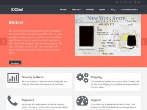 idchief.com fake id screenshot - Where to get a fake id
