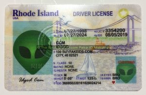 Fake id card made by Idgod