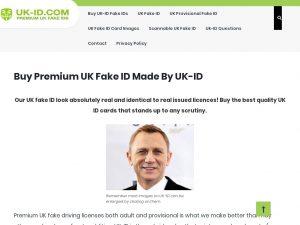 uk-id.com fake id screenshot - Where to get a fake id